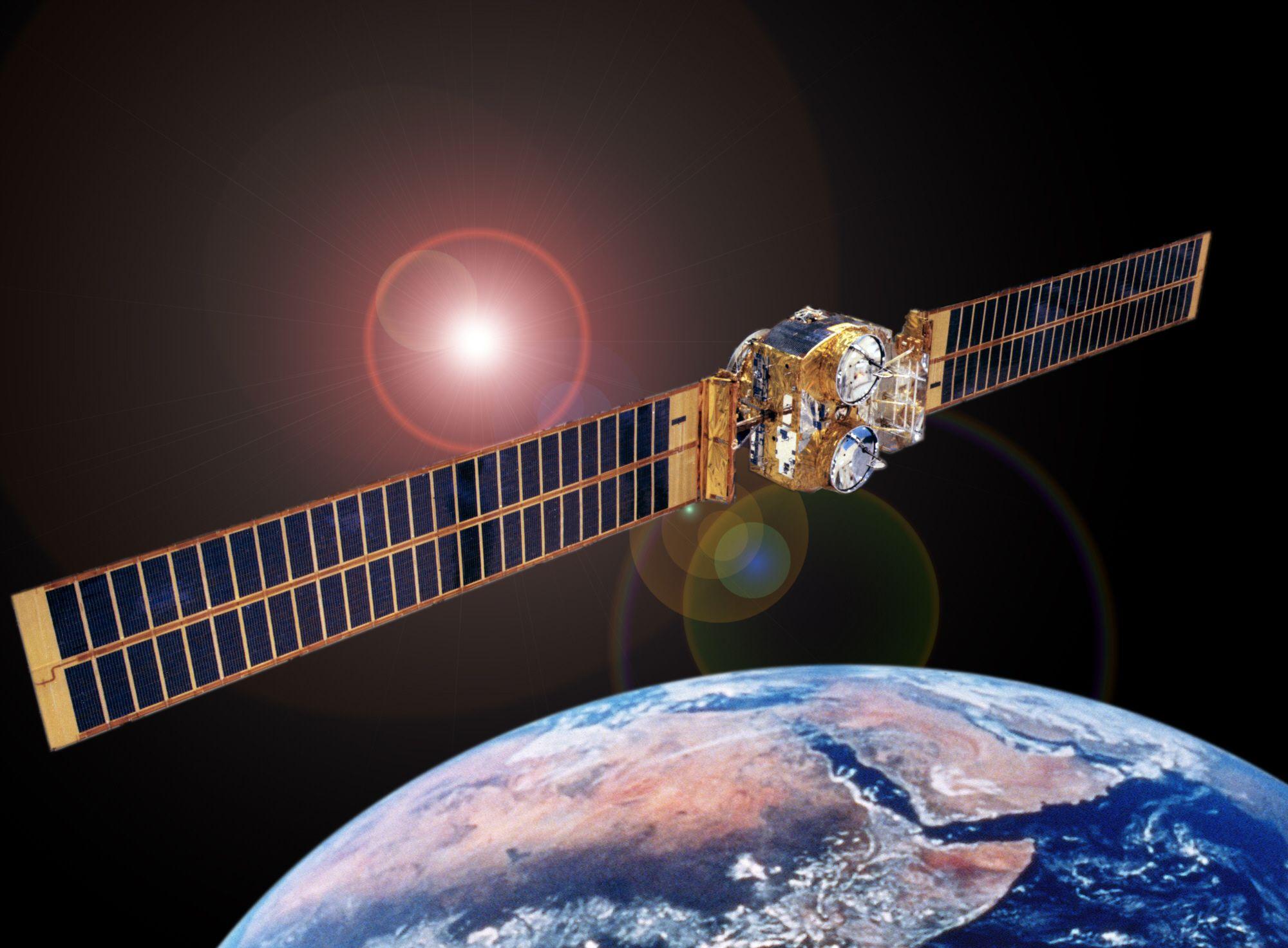 Hermes satellite