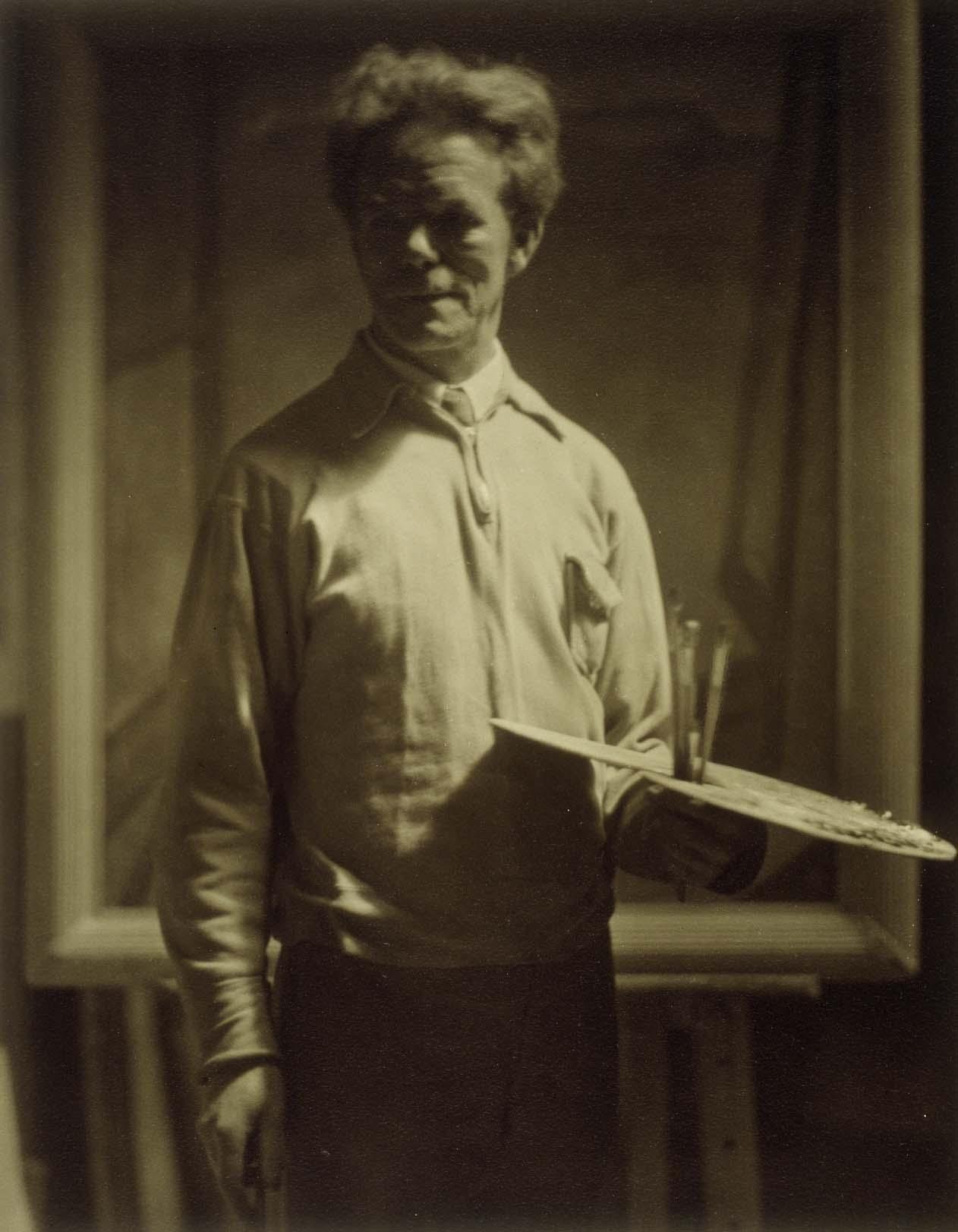 F.H. Varley : des portraits en pleine lumière
