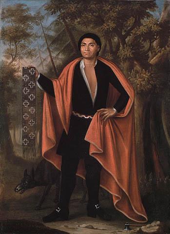 Les « Quatre rois indiens » : guerre et diplomatie en 1710